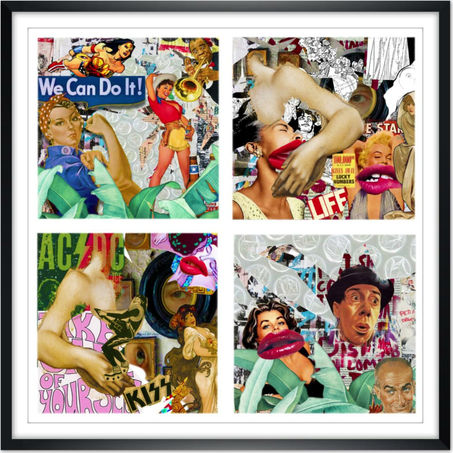 Collection POP ART