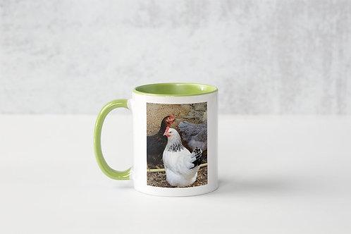 Mug POULES