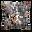 "Thumbnail: Coussin ""SPIRIT"" 45x45cm"