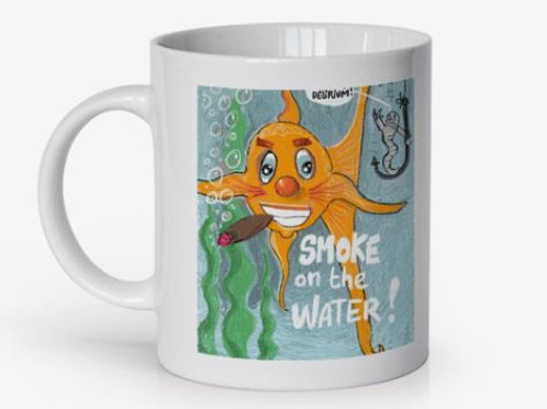 Mug SMOKEONTHEWATER