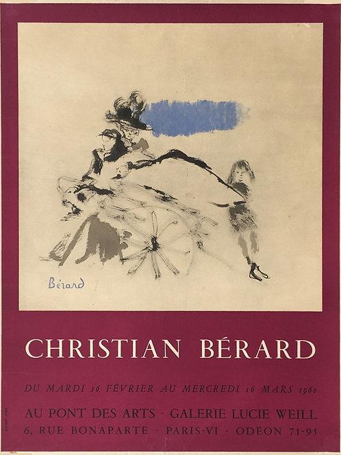 Affiche signée C BERARD