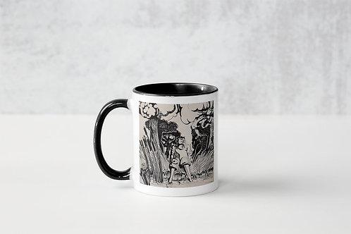Mug LES PIEDS DANS L'EAU