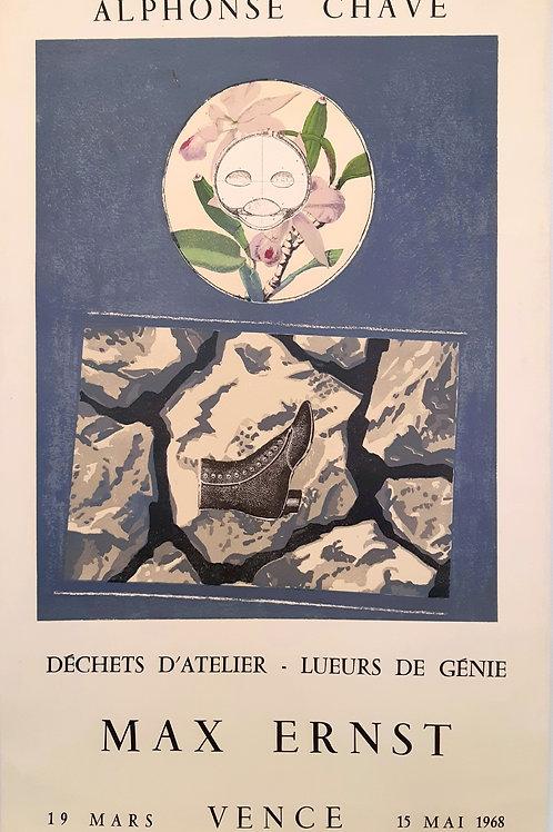 Affiche originale Max ERNST