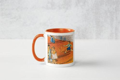 Mug JEUX