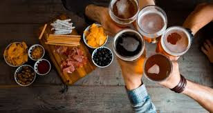 October Club Meeting - Food and Beer Pairings