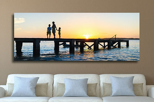 Panoramic Canvas Multiple sizes