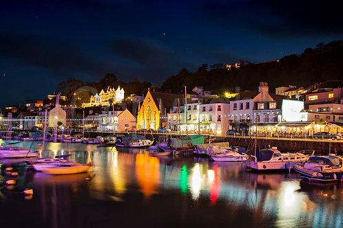 St Aubin at Night