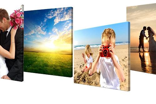 Personalised Canvas 35cmx50cm