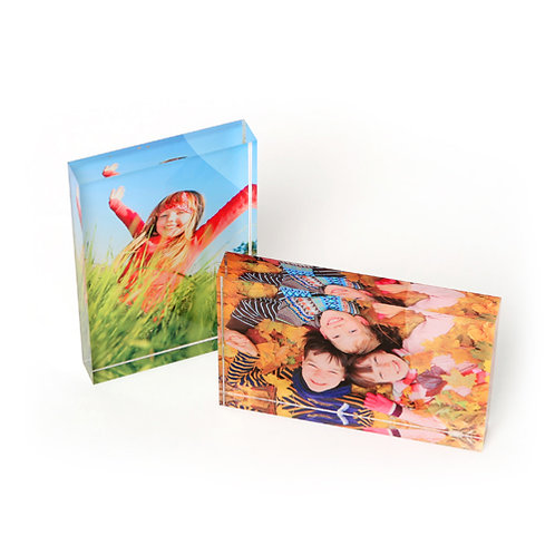 20mm Photo Acrylic Blocks