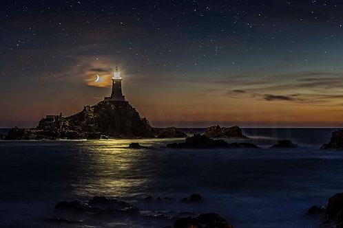 Corbiere by Moonlight