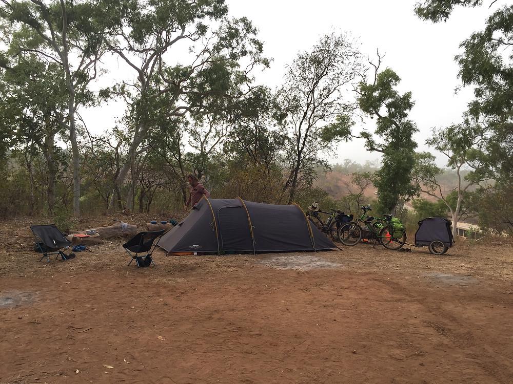 Calvert River Bush Camp