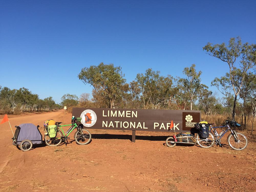 Limmen National Park Enrtrance