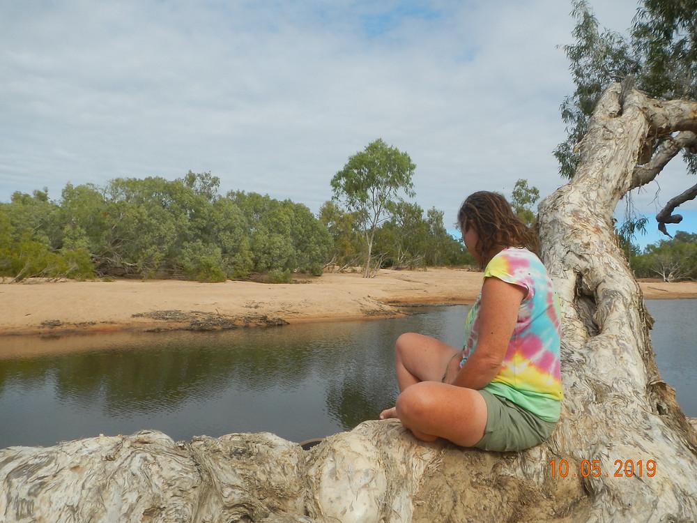Sandy Tate River Nth Qld
