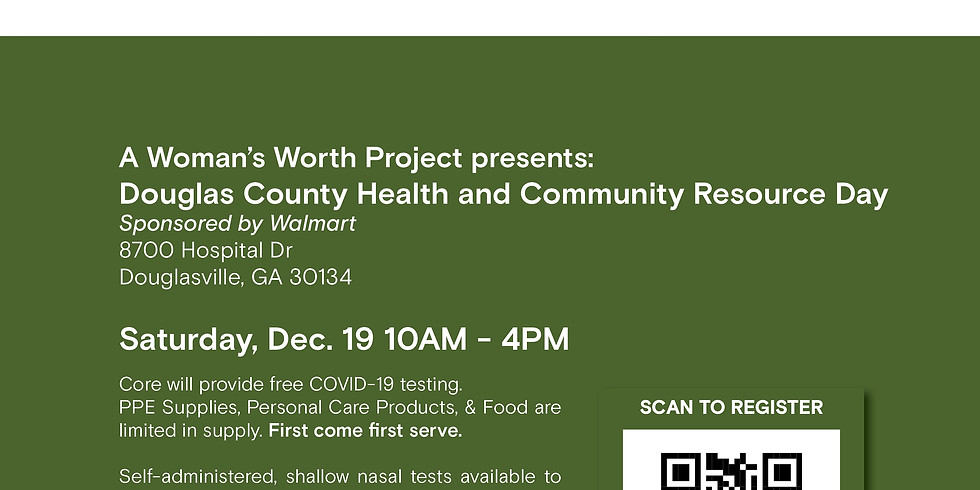 Douglass County Health and Community Resource Day