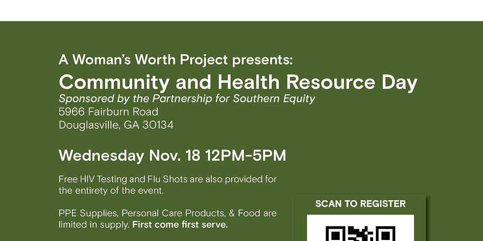 Community and Health Resource Day