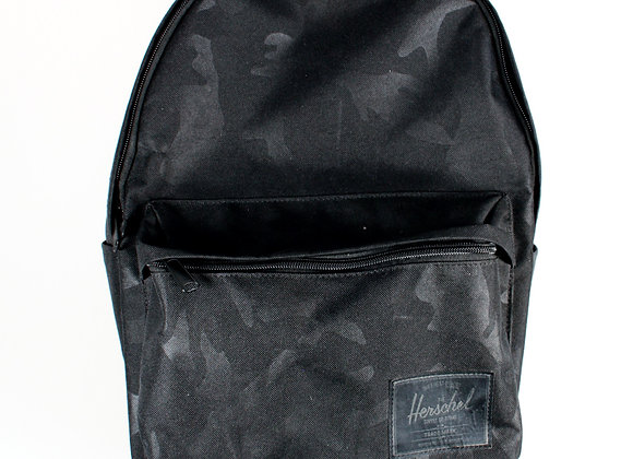Herschel Supply Co. - Classic Backpack, Black Tonal Camo