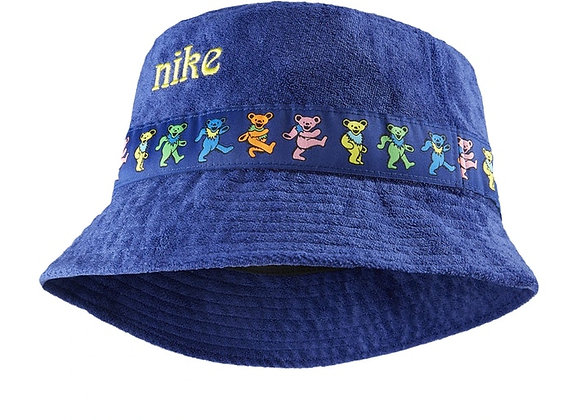 Nike x Grateful Dead Bucket Hat Blue
