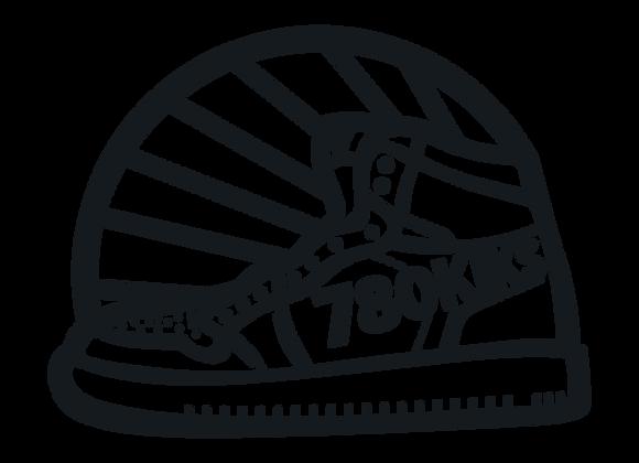 780KIKS Stickers