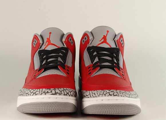 Jordan 3 Retro SE Unite Fire Red