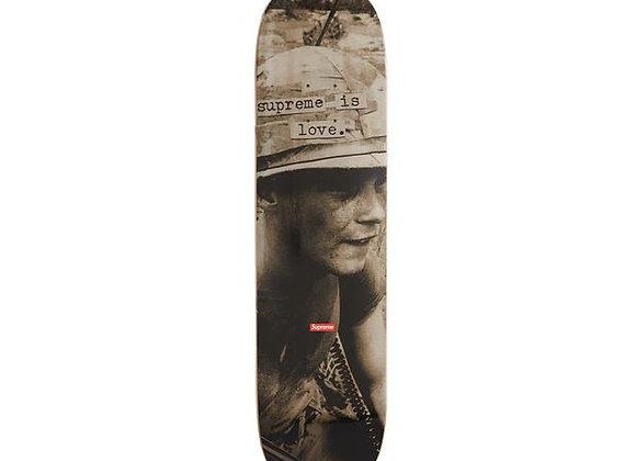 Supreme Supreme is Love Skateboard Stone