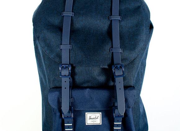 Herschel Supply Co. Little America Backpack- Retreat Navy Blue
