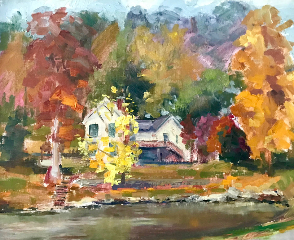 Fall Trees - SOLD!