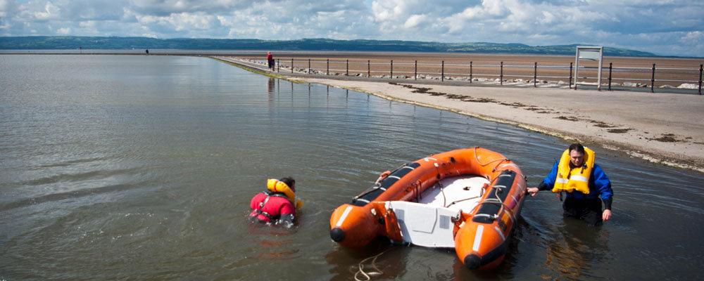 Safety Training Marine Lake