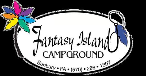 Fantasy Island Campground logo