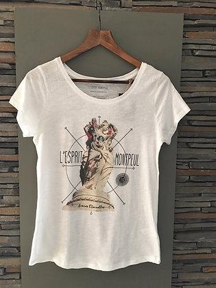"""Tee-shirt """"L'ESPRIT MONTPEUL"""" Grâces éternelles"""