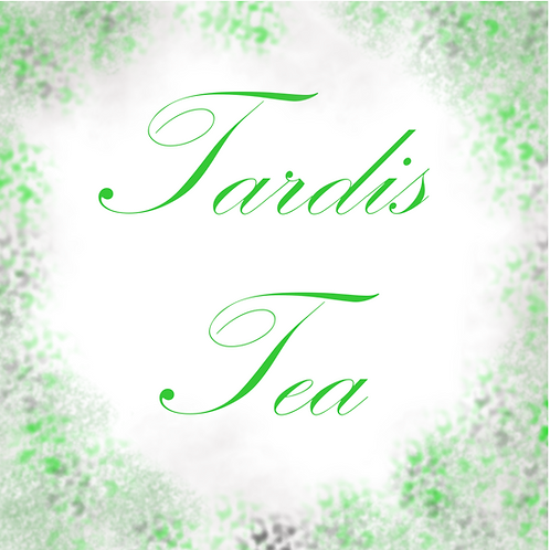 Tardis Tea - Green