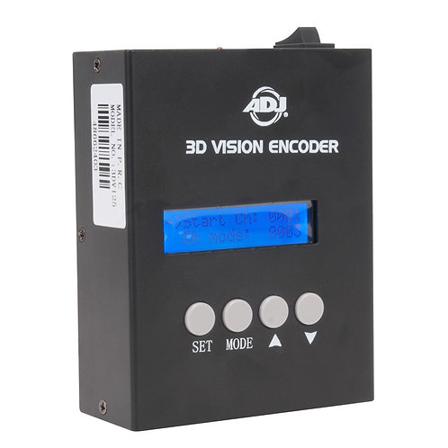 3D VISION ENCODER