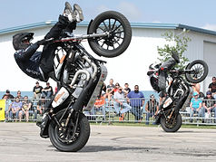 harley thrill show