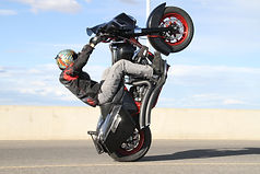 bagger wheelies