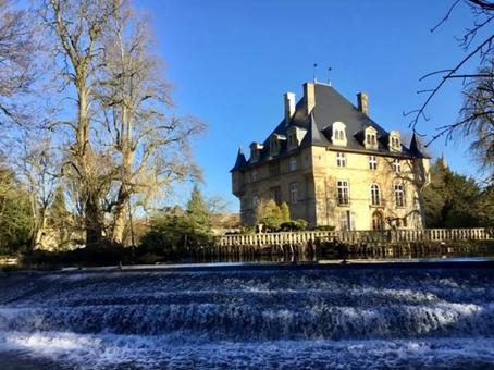Stage de Yoga au Château de Ville-sur-Saulx - 18 juillet 2020