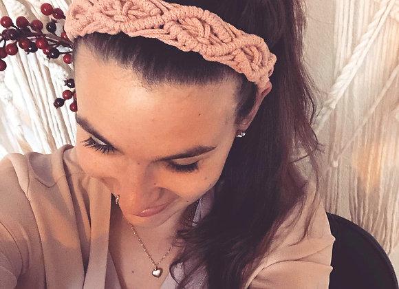 Makramee - Haarband