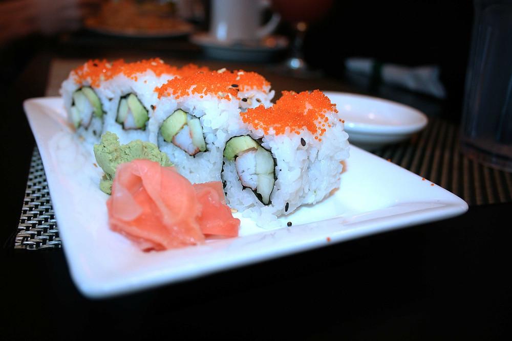 Jasmine sushi