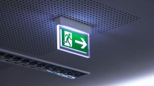 Vie di circolazione e uscite d'emergenza