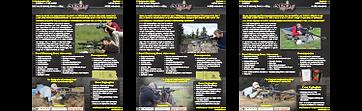 Riflecraft 550 Clinic Brochures - Wide T