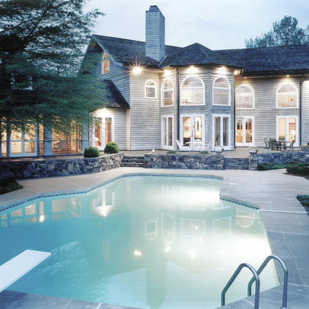 Heated Pool, 8 Person Hot Tub, Manicured Grounds