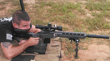 APO .308K1 Tactical Rifle Demonstrator: Bolt Action, Short Barrel, Lightweight Precision