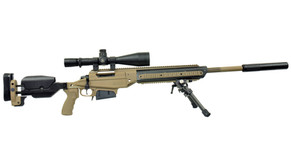 Bipod Stability and Versatility