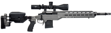 SPR-308 SNG, Right Aspect, with Scope, B