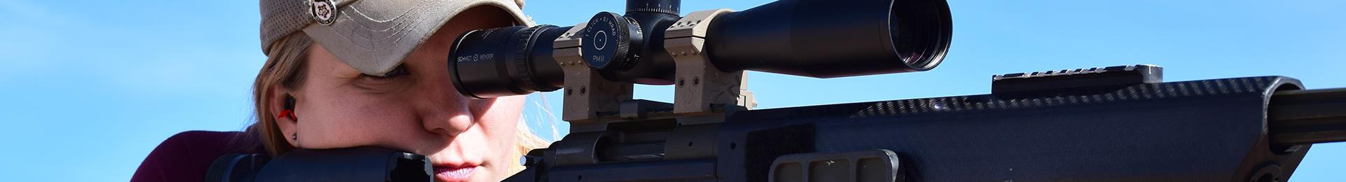 Riflecraft Header - Adam's Wife on Tripod