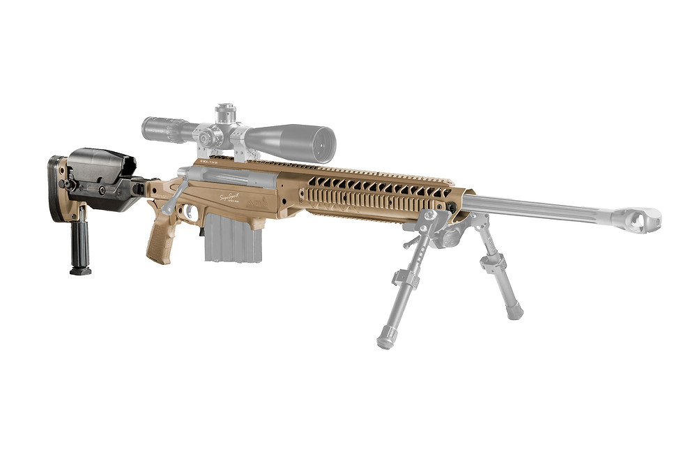 Ultra Long Range Precision Rifle