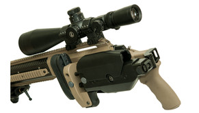 Fully Adjustable Shoulder Stock