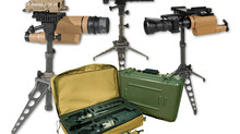 TACT3™ Tactical Tripods: Configurable Field Optical Platforms Night Vision & Thermal Imaging Cap