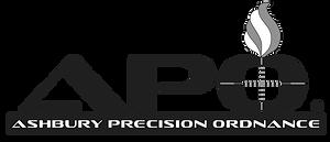APO Logo Faded, B&W.png