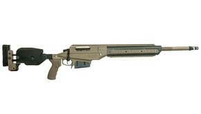 Base Rifle with Versatile Shoulder Stock