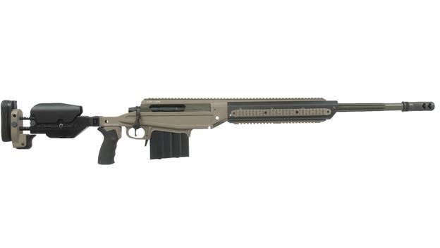 Base Rifle with Versatile Stock