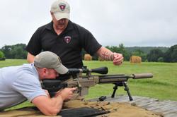 Precision Rifle Training On Scopes